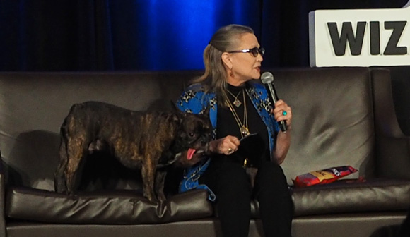CarrieFisher_WizardWorld4
