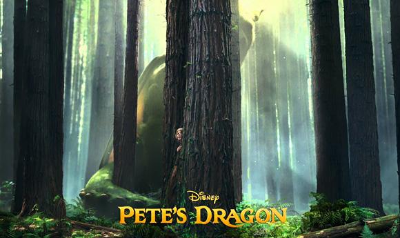 PetesDragon_poster