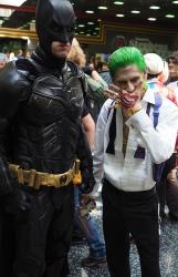 Batman & Joker are secret BFFs?