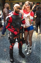 Deadshot & Harley