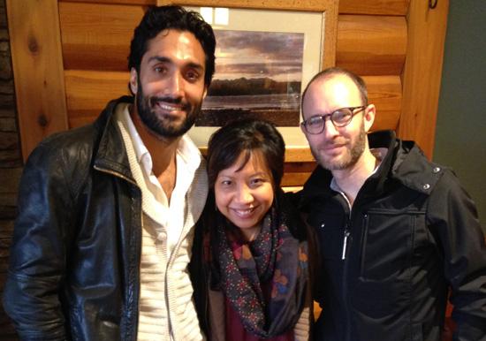 With Dominic Rains & Jon Weinberg