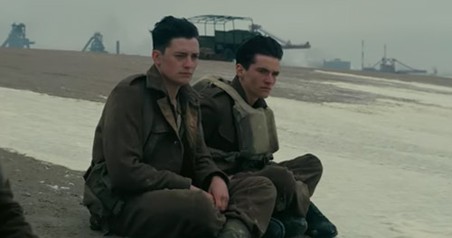 Image result for aneurin barnard in dunkirk