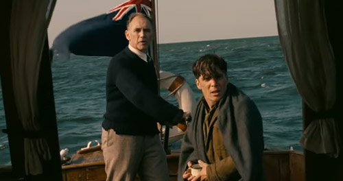 Mark Rylance + Cillian Murphy