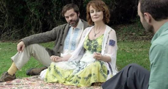 Ron (Jedd Rees) & Katrin (Kristin Carey)