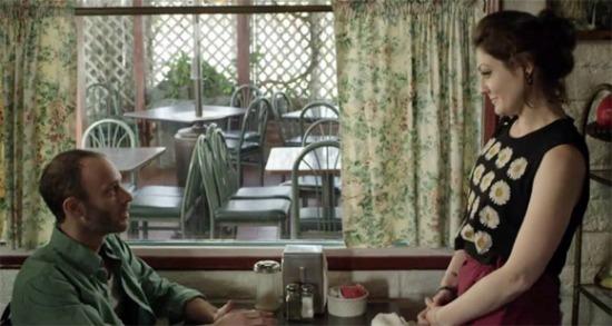 Scott (Jon Weinberg) & Clare (Sarah Adina)