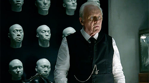 Anthony Hopkins as Robert Ford