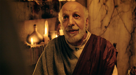 Erick Avari in 'Project Eden Vol. I'