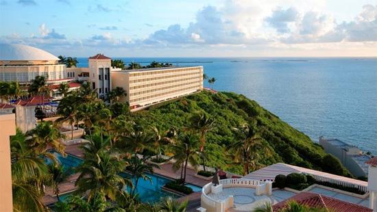 El Conquistador Resort, Puerto Rico