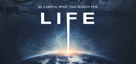 2017 Movie Posters: Guest Review: LIFE (2017)