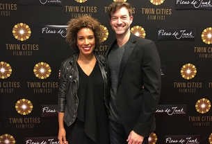 'Lily' & 'Jacques' reunited briefly on the red carpet