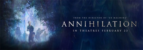 ผลการค้นหารูปภาพสำหรับ annihilation film poster