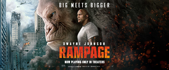 Flixchatter Review Rampage 2018 Flixchatter Film Blog