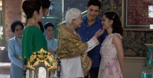 Lisa Lu as Ah Ma