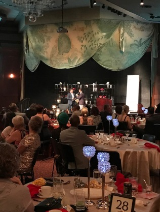 Steve Zahn receiving the Lifetime Achievement Award from Jatin Setia