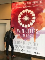 Welcome to TCFF, Michael!