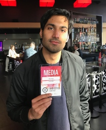 Nice to have Nick Raja as FC's media correspondent!