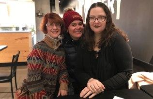 Kelly, Erin & Patricia