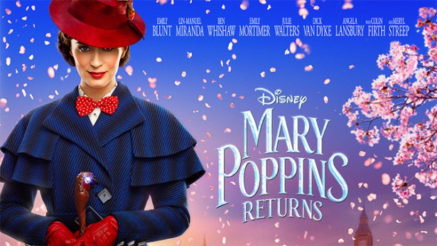 FlixChatter Review: Mary Poppins Returns (2018