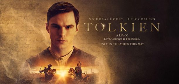 Movie Poster 2019: FlixChatter Review: TOLKIEN (2019)