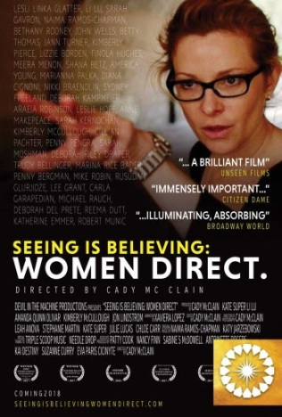 Seeing is Believing: Women Direct doc