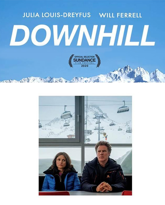 Image result for downhill movie poster