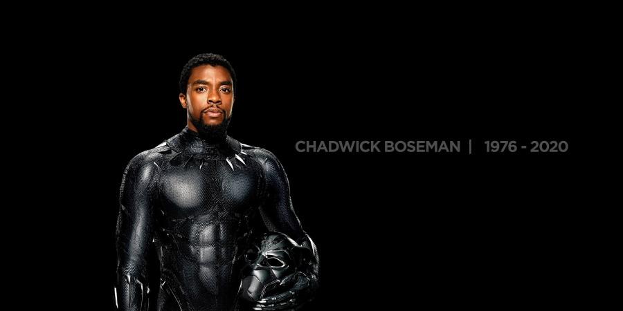 Chadwick Boseman 1976-2020