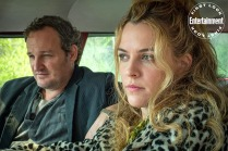 Jason Clarke + Riley Keough