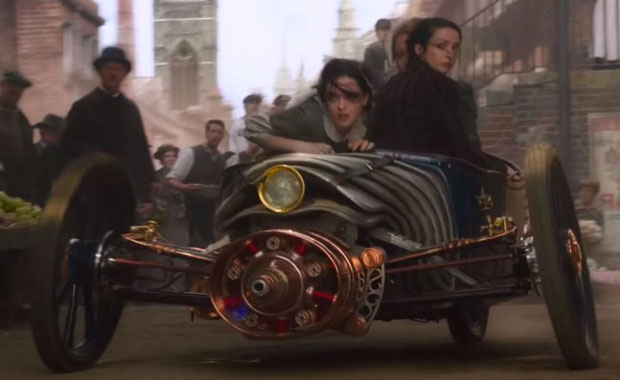 the-nevers-hbo-steampunk-car