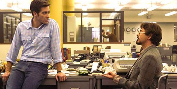 Jake Gyllenhaal Robert Downey Jr