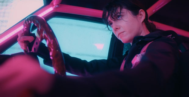 KateMovie-neon-car